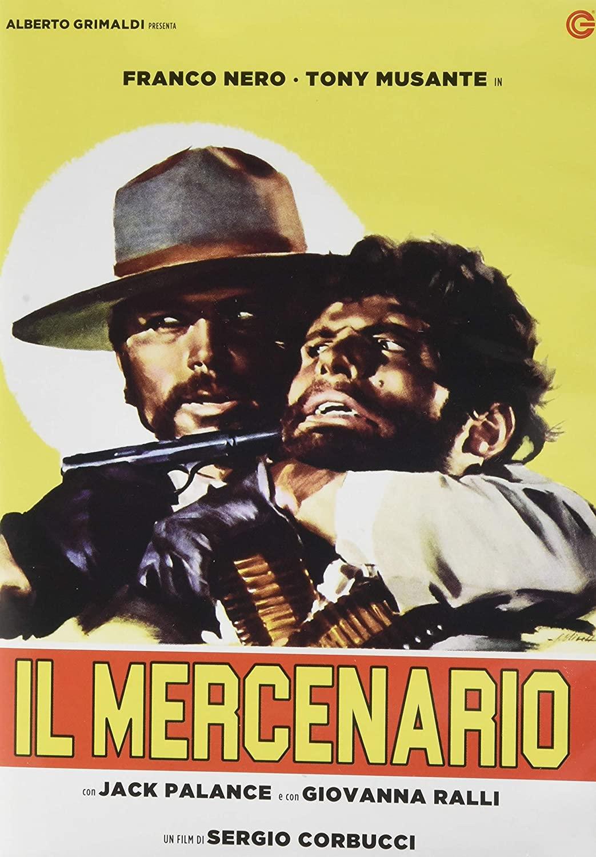 IL MERCENARIO (DVD)