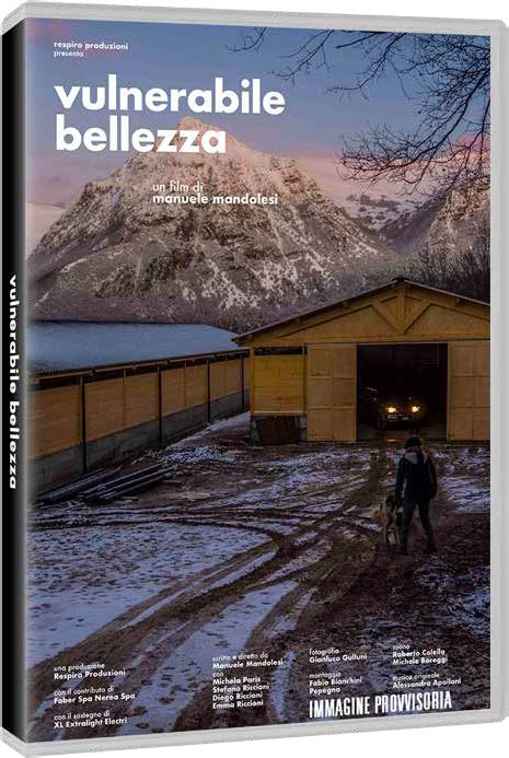 VULNERABILE BELLEZZA (DVD)