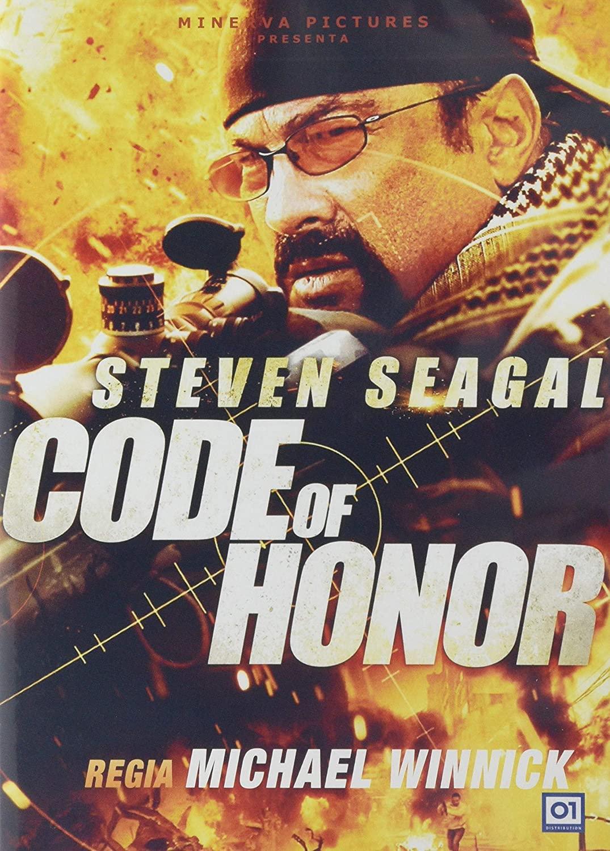 CODE OF HONOR (DVD)