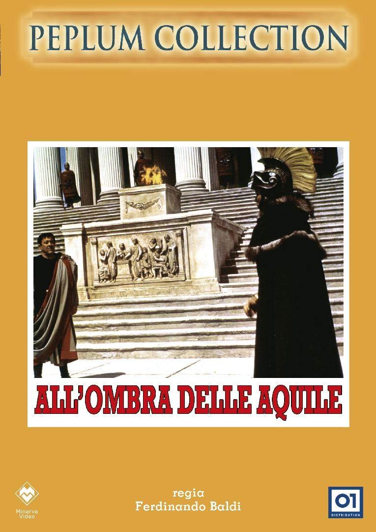 ALL'OMBRA DELLE AQUILE (DVD)