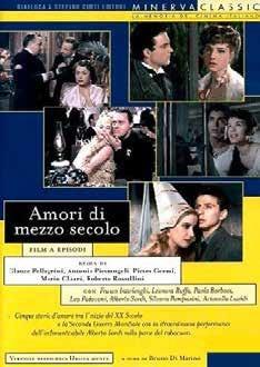 AMORI DI MEZZO SECOLO (DVD)