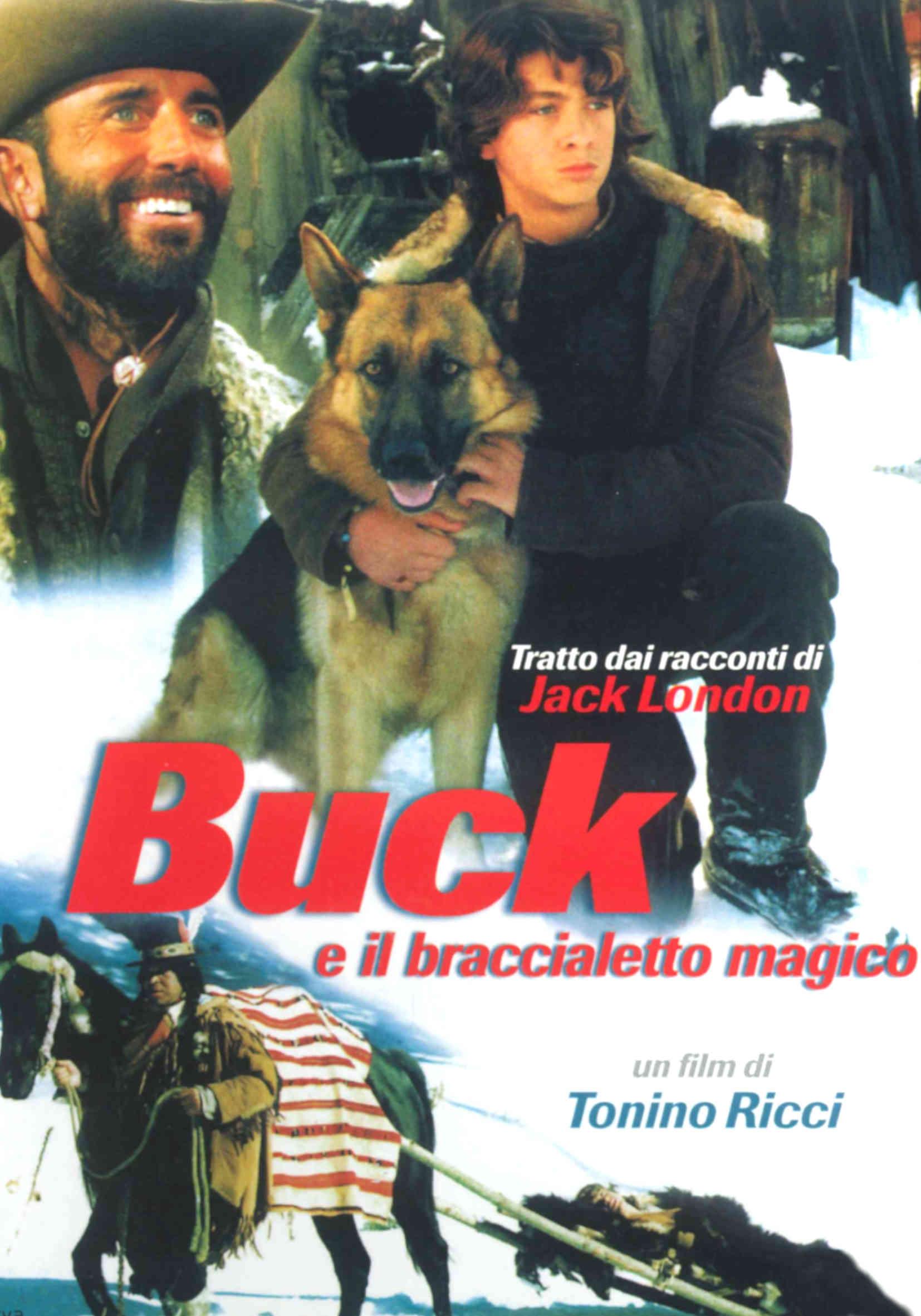 BUCK E IL BRACCIALETTO MAGICO (DVD)