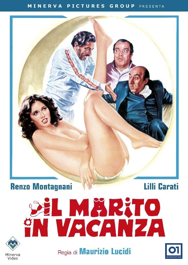 IL MARITO IN VACANZA (DVD)