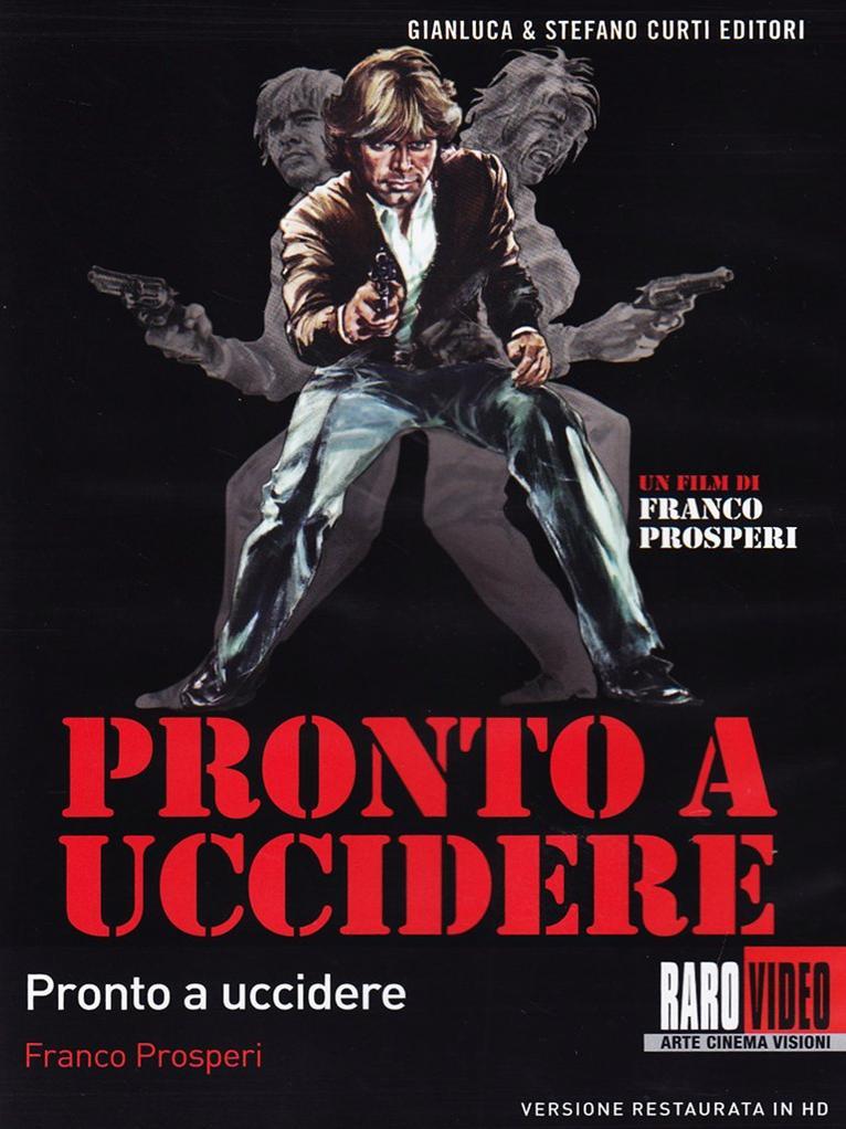 PRONTO AD UCCIDERE (DVD)