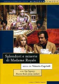 SPLENDORI E MISERIE DI MADAME ROYALE (DVD)