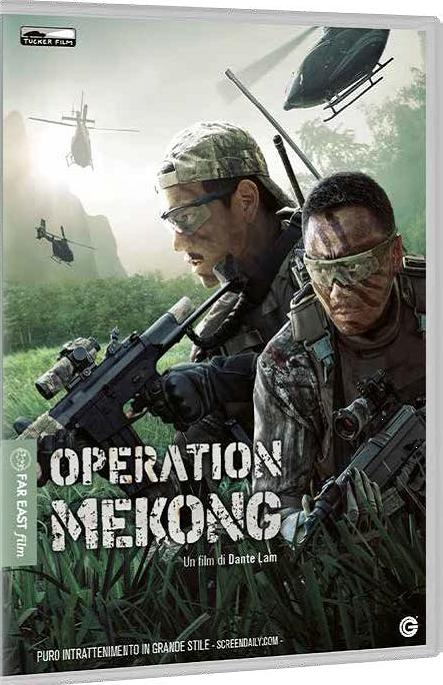 OPERATION MEKONG - BLU RAY