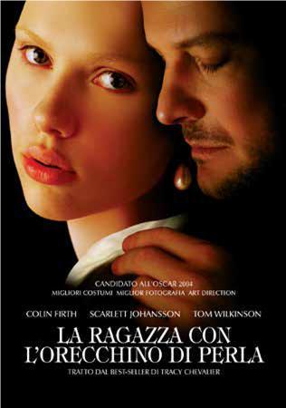 LA RAGAZZA CON L'ORECCHINO DI PERLA (DVD)