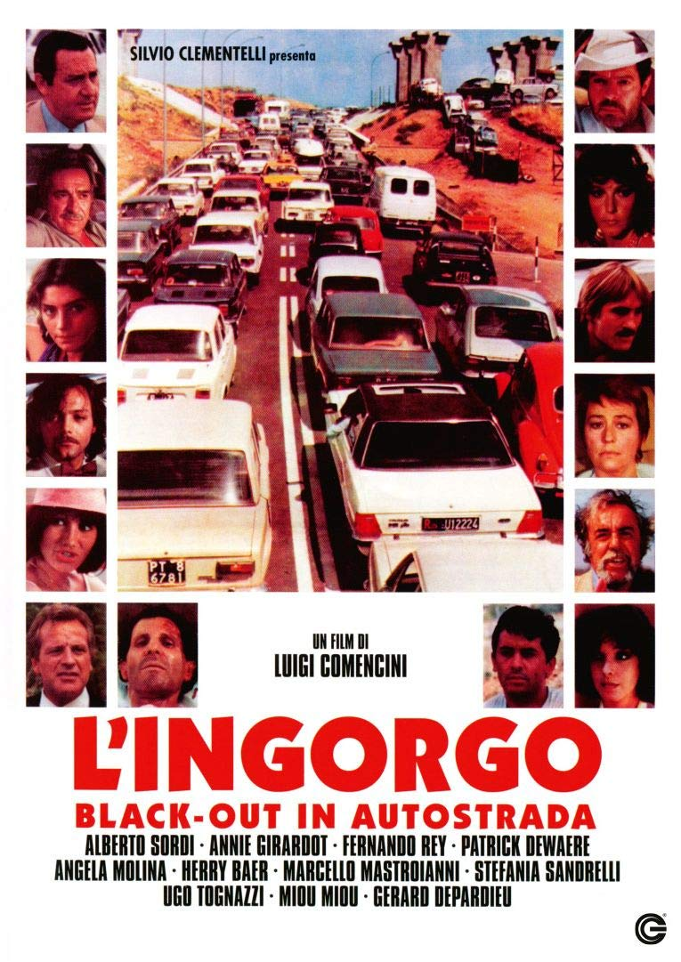 L'INGORGO - BLACK OUT IN AUTOSTRADA (DVD)