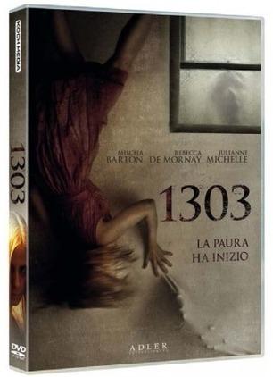 1303 LA PAURA HA INIZIO (DVD)