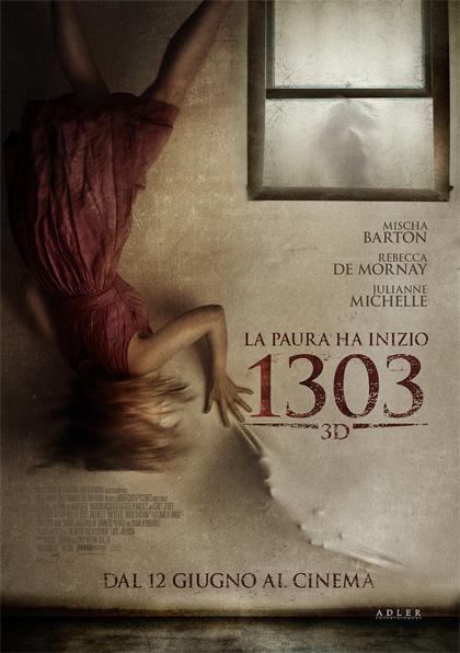 1303: LA PAURA HA INIZIO (BLU-RAY 3D+BLU-RAY)