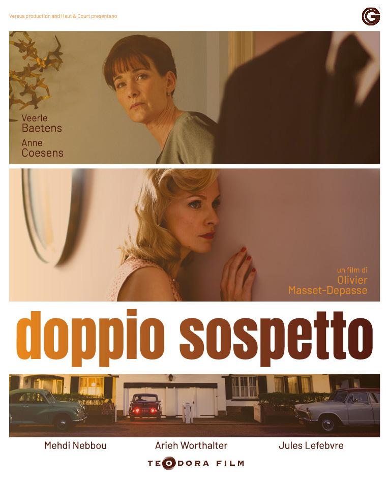 DOPPIO SOSPETTO - BLU RAY