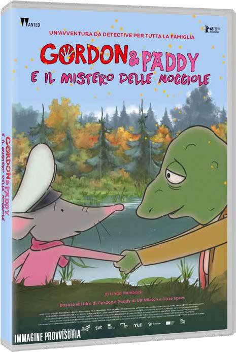 GORDON & PADDY E IL MISTERO DELLE NOCCIOLE (DVD)