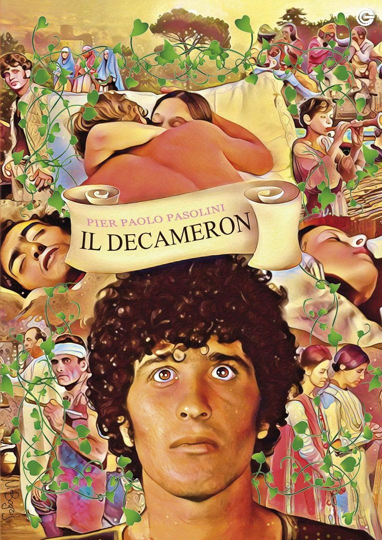 IL DECAMERON (DVD)