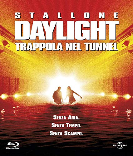 DAYLIGHT - TRAPPOLA NEL TUNNEL - BLU RAY