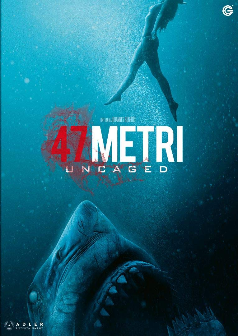 47 METRI - UNCAGED (DVD)