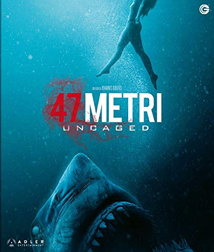 47 METRI - UNCAGED - BLU RAY