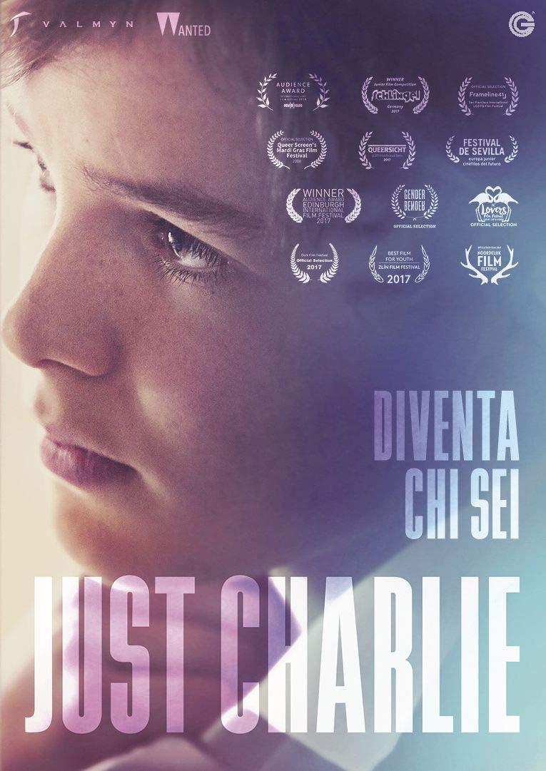 JUST CHARLIE (DVD)
