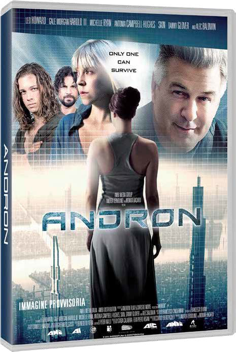 ANDRON - BLU RAY