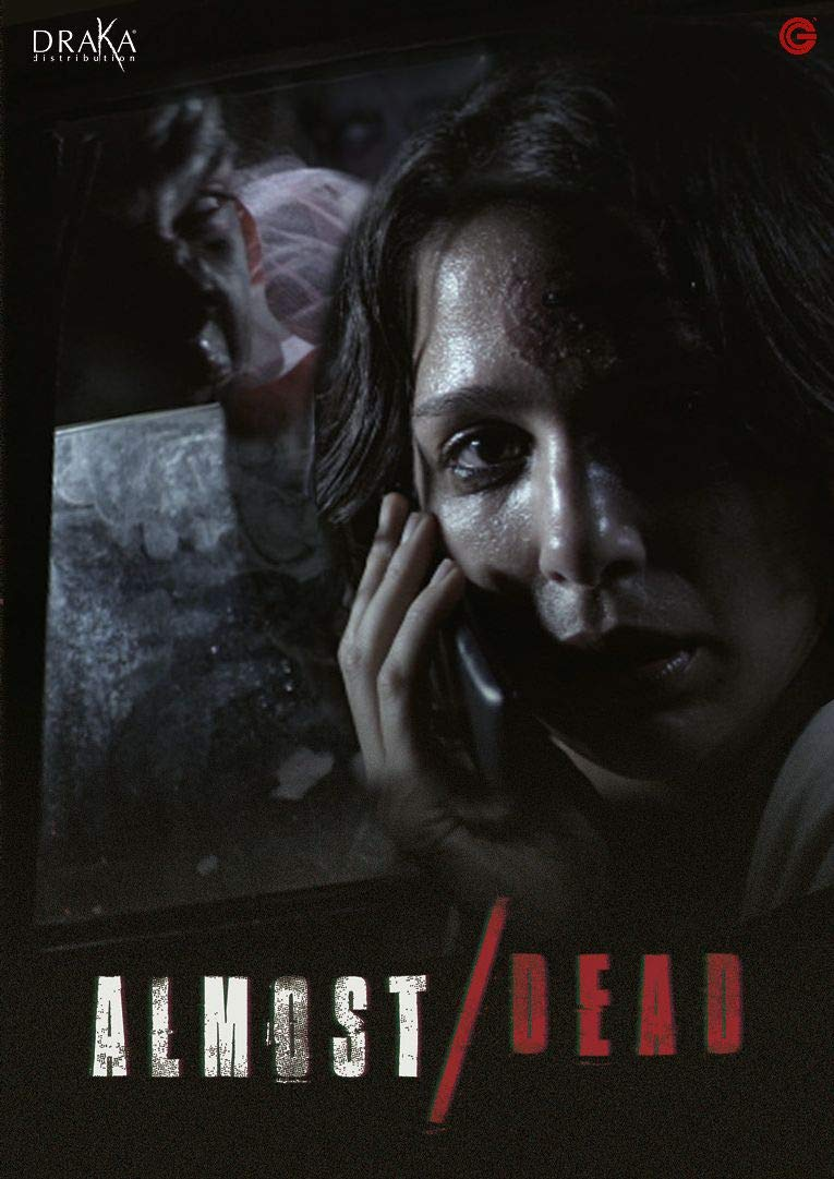 ALMOST DEAD (DVD)