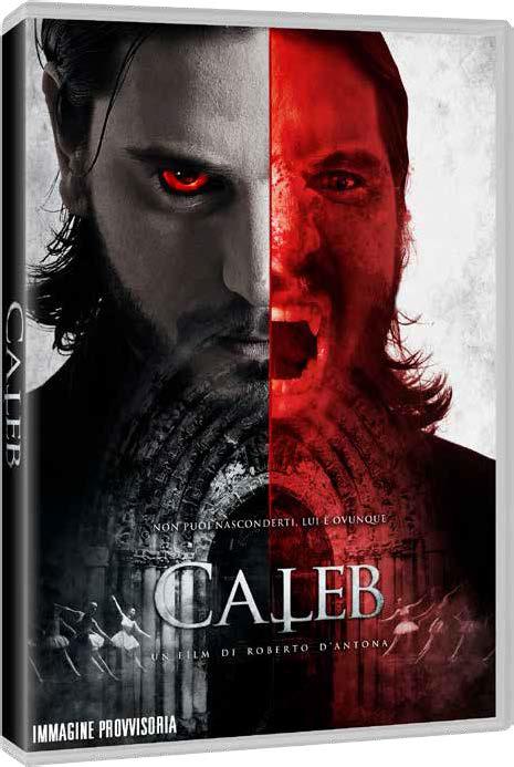CALEB - BLU RAY