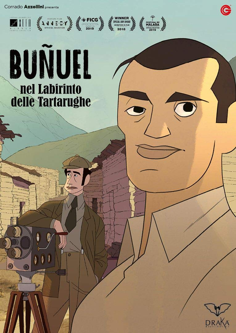 BUNUEL - NEL LABIRINTO DELLE TARTARUGHE (DVD)