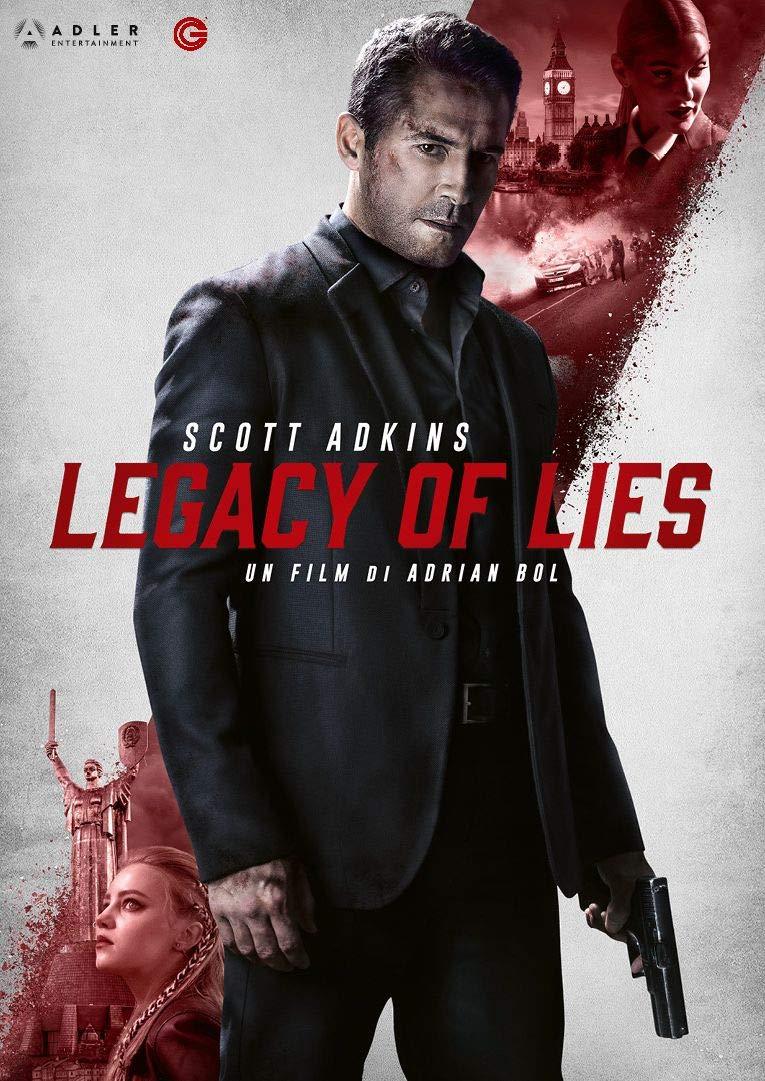 LEGACY OF LIES (DVD)