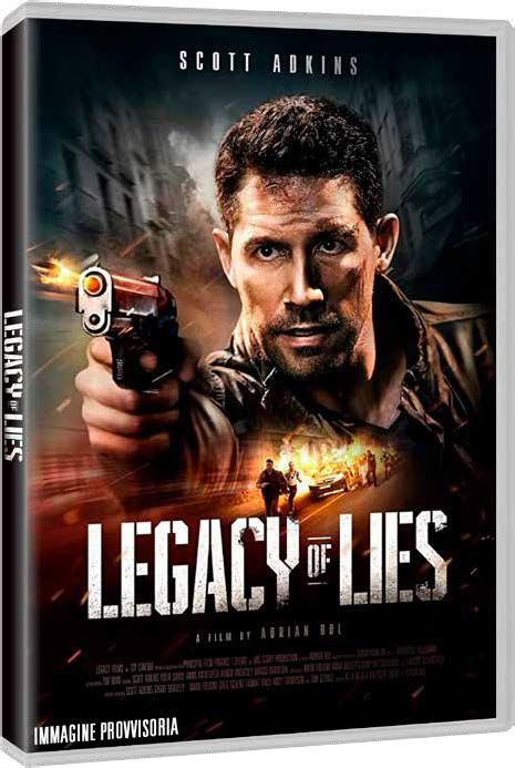 LEGACY OF LIES - BLU RAY