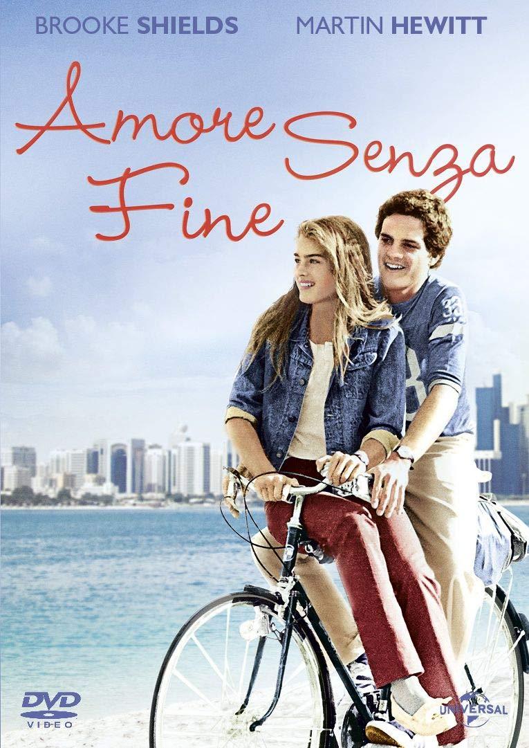 AMORE SENZA FINE (DVD)