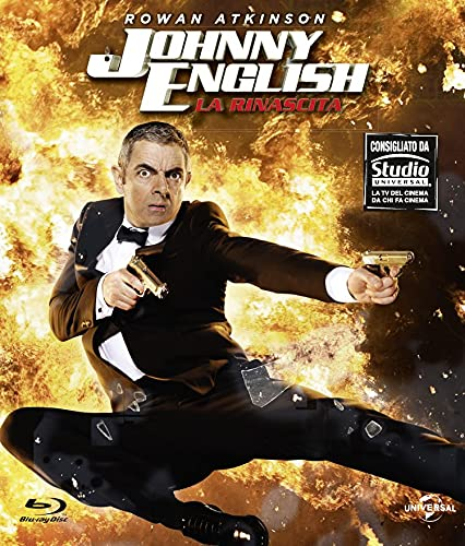 JOHNNY ENGLISH - LA RINASCITA - BLU RAY