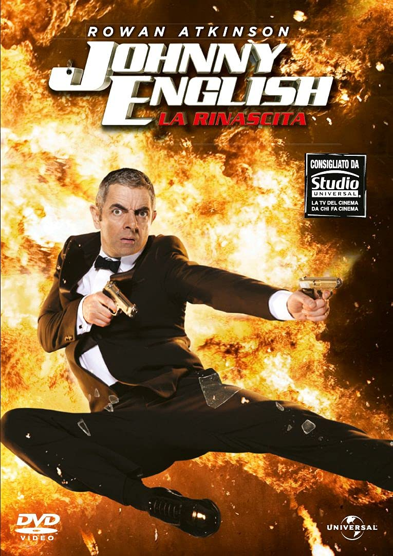 JOHNNY ENGLISH - LA RINASCITA (DVD)