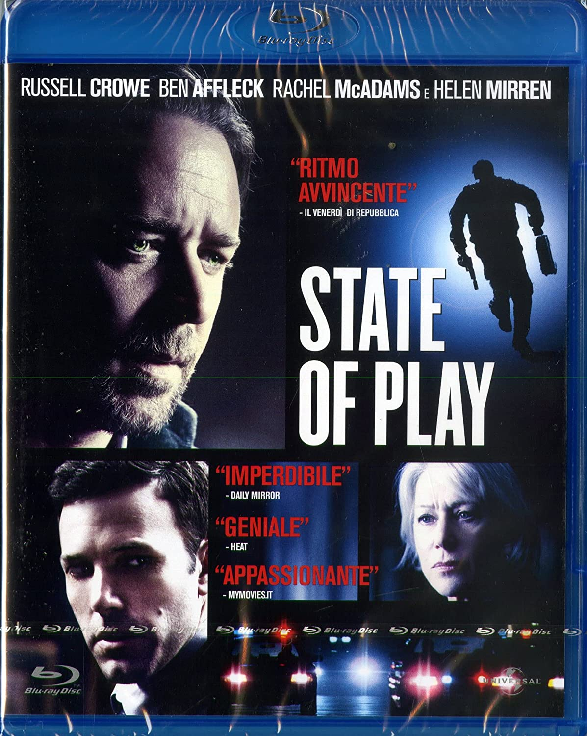 STATE OF PLAY - BLU RAY