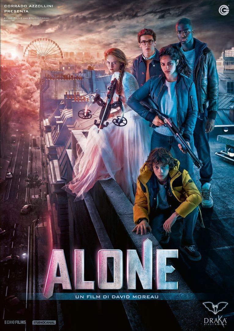 ALONE (DVD)