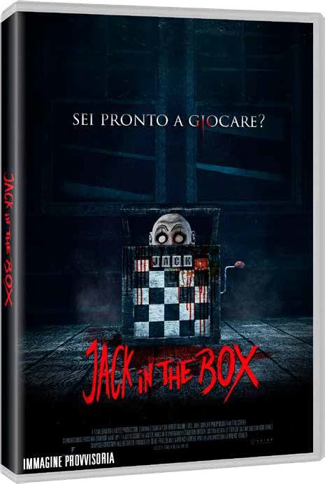 JACK IN THE BOX - BLU RAY
