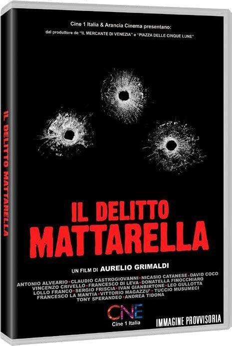 IL DELITTO MATTARELLA (DVD)