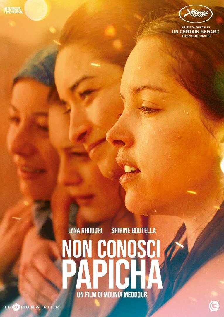 NON CONOSCI PAPICHA (DVD)