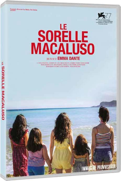 LE SORELLE MACALUSO - BLU RAY
