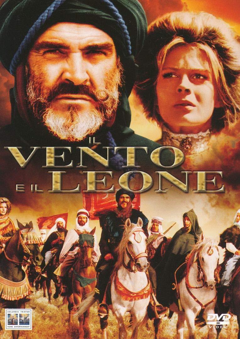 IL VENTO E IL LEONE (DVD)