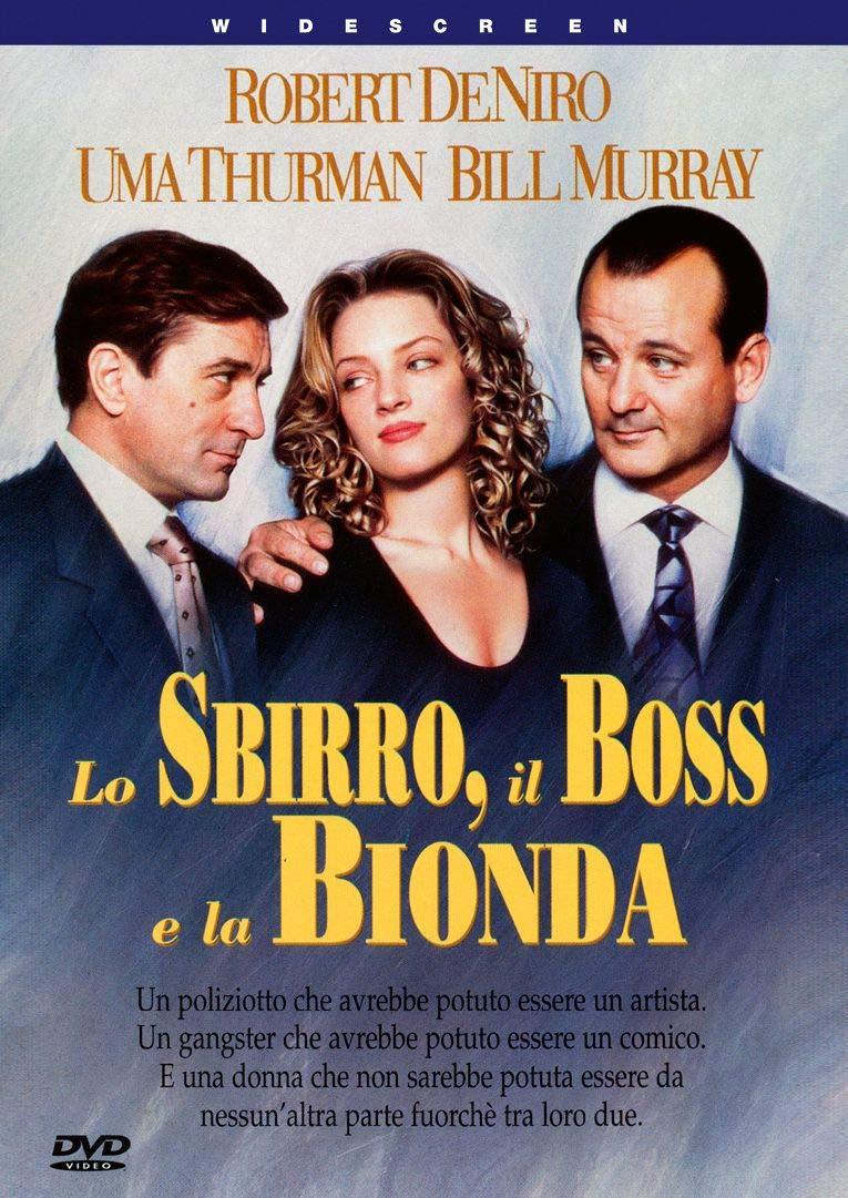LO SBIRRO IL BOSS E LA BIONDA (DVD)