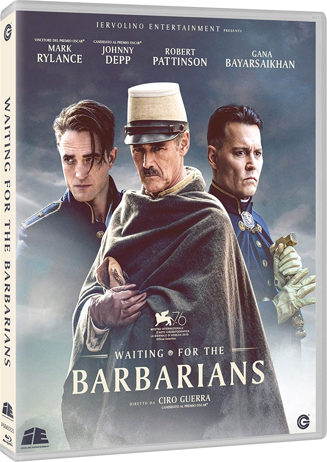 WAITING FOR THE BARBARIANS - BLU RAY