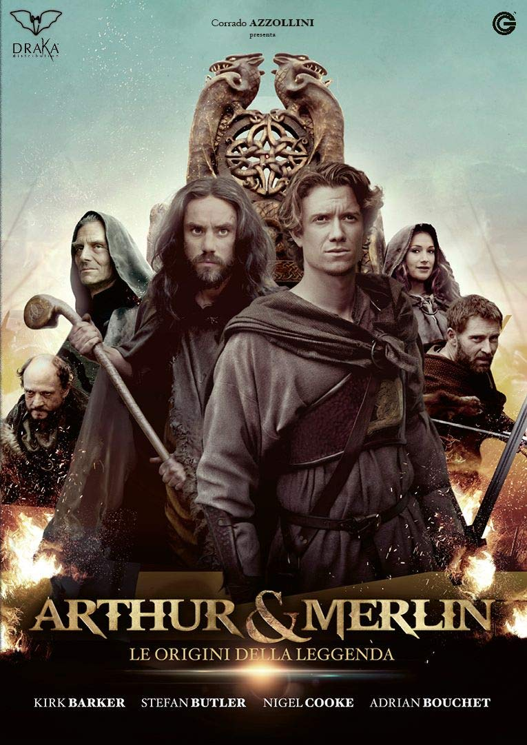 ARTHUR AND MERLIN (DVD)