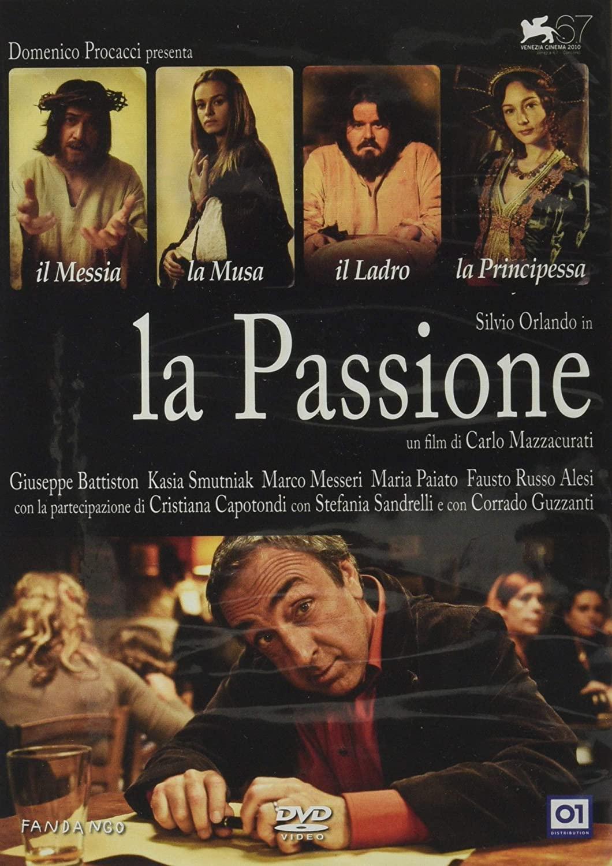 LA PASSIONE (DVD)