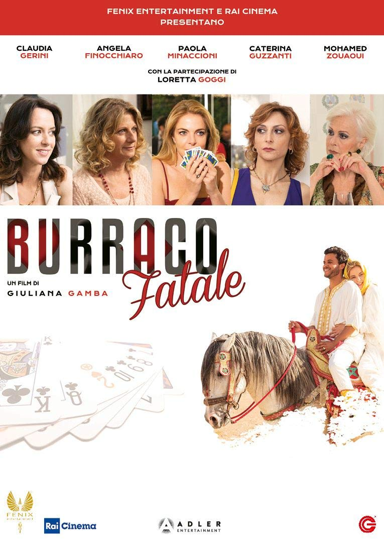 BURRACO FATALE (DVD)