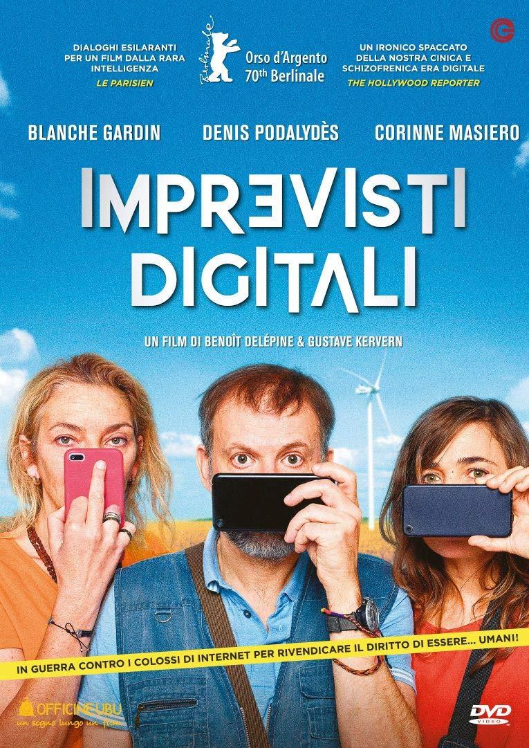 IMPREVISTI DIGITALI (DVD)