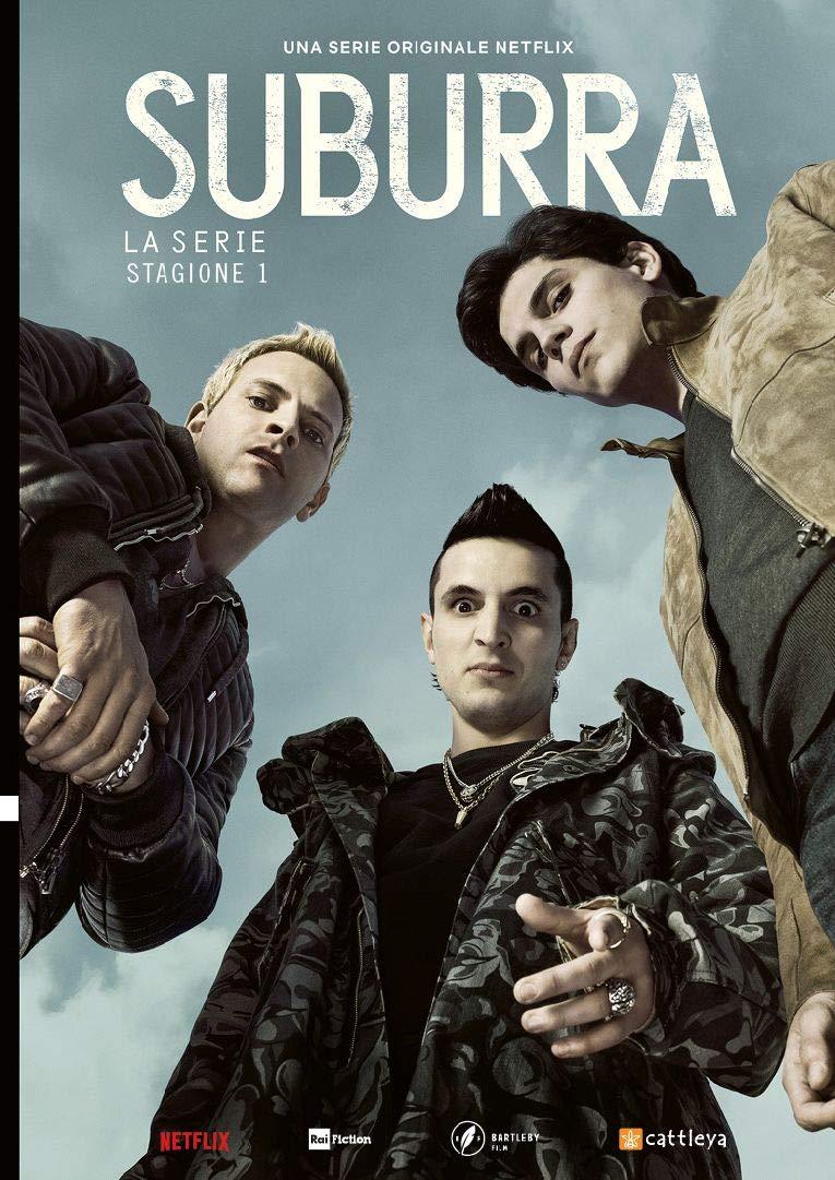 COF.SUBURRA - STAGIONE 01 (3 DVD) (DVD)