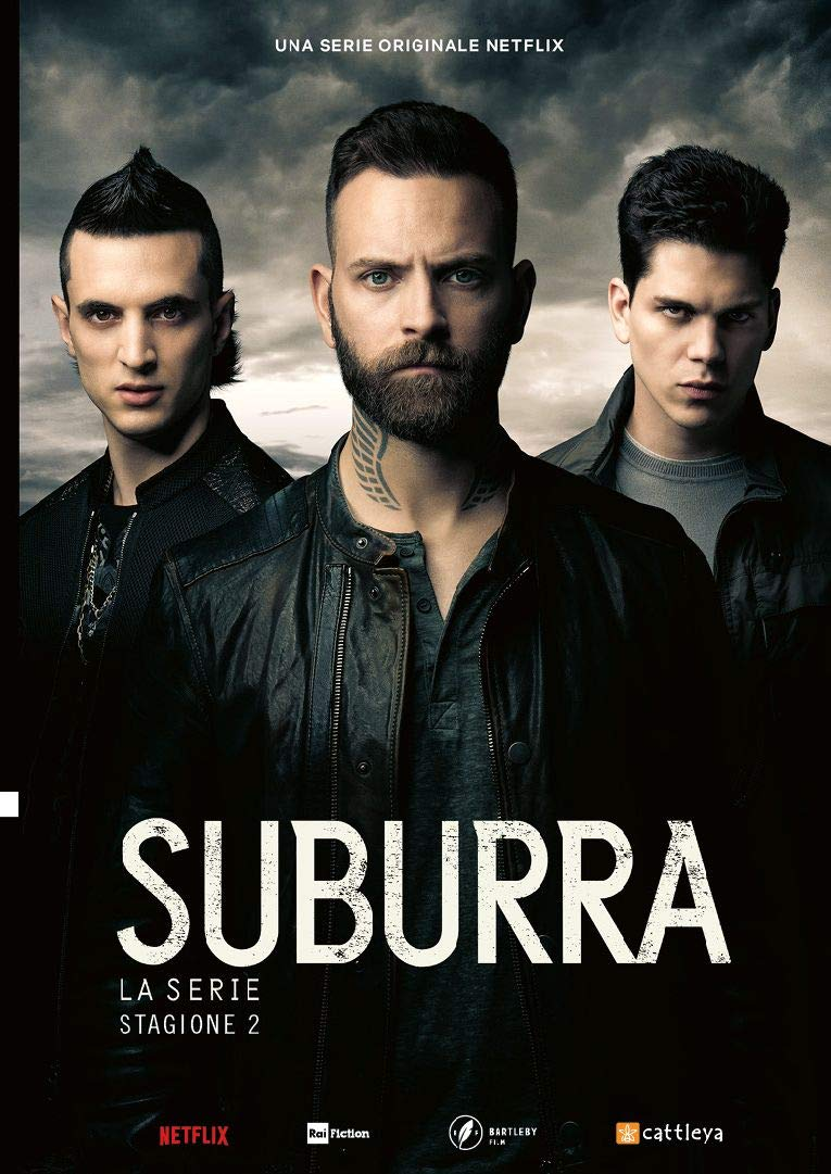 COF.SUBURRA - STAGIONE 02 (3 DVD) (DVD)