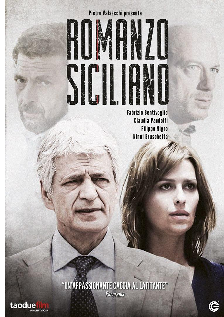 COF.ROMANZO SICILIANO (4 DVD) (DVD)