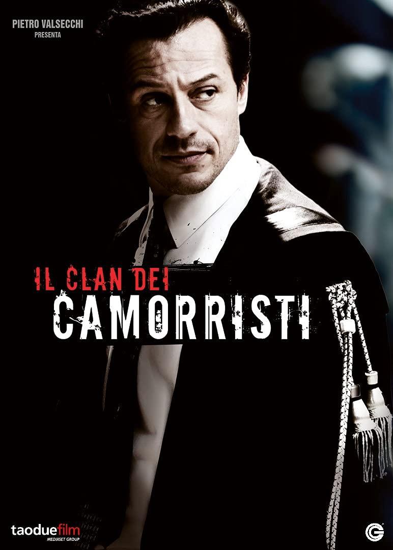 COF.IL CLAN DEI CAMORRISTI - STAGIONE 01 (4 DVD) (DVD)