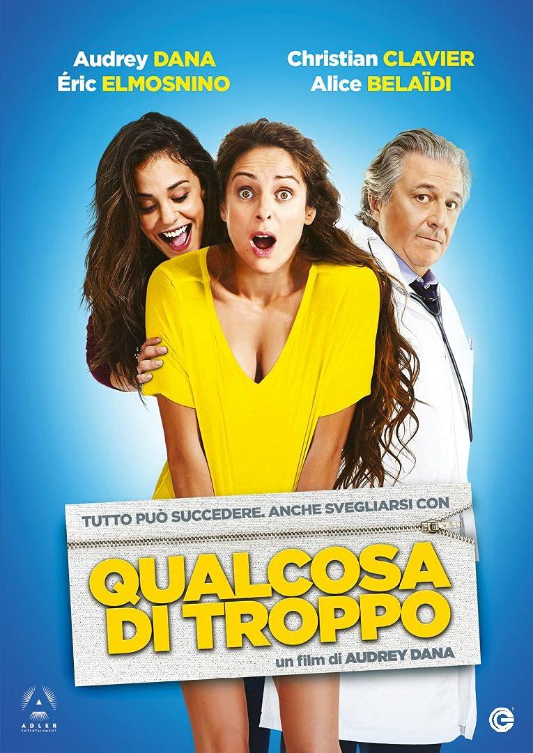 QUALCOSA DI TROPPO (DVD)