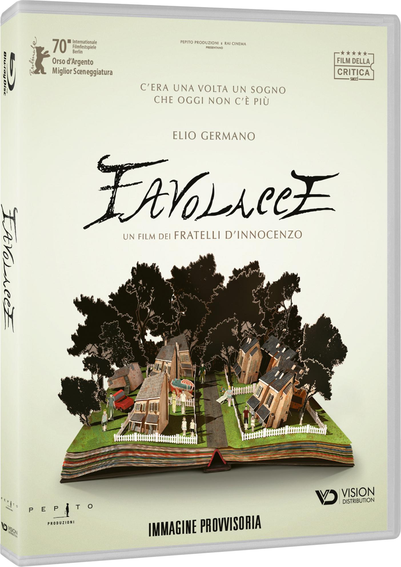 FAVOLACCE - BLU RAY