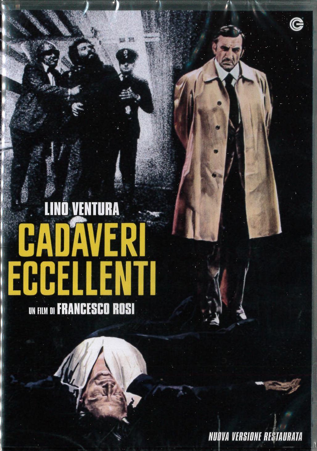 CADAVERI ECCELLENTI (DVD)